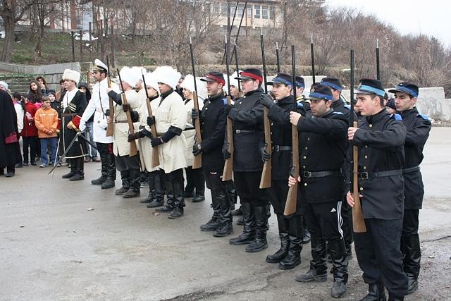 Капитулация на турския гарнизон на Плевен през РТОВ 1877г.