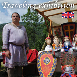 Traveling exhibition